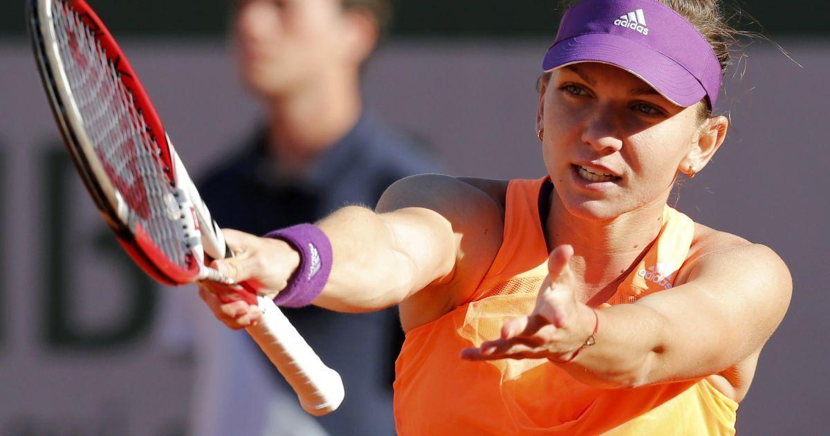 Симона Халеп - финалистка Roland Garros @ Reuters