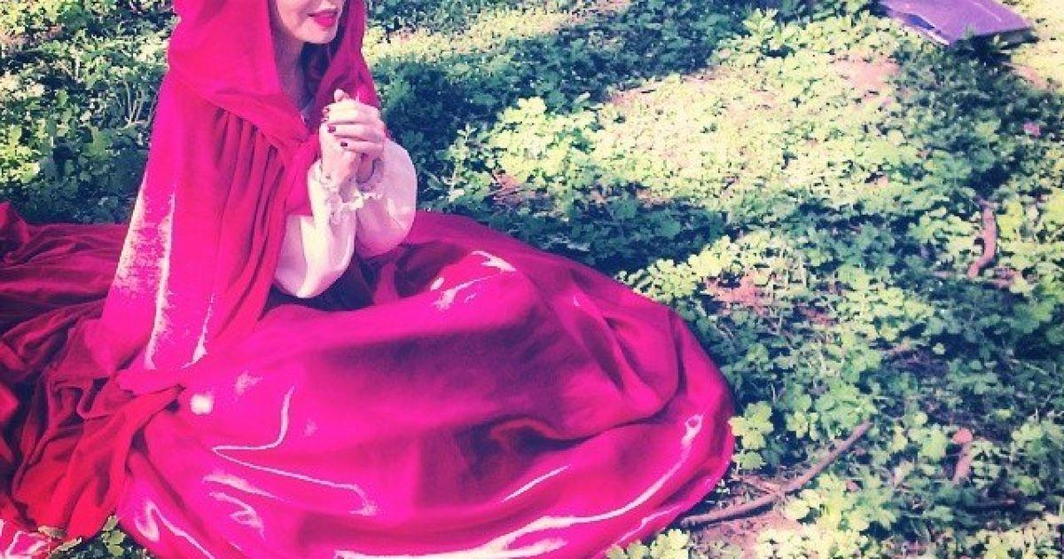 Красная шапочка Наталья Гордиенко @ vk.com/kazkovuy_kyiv