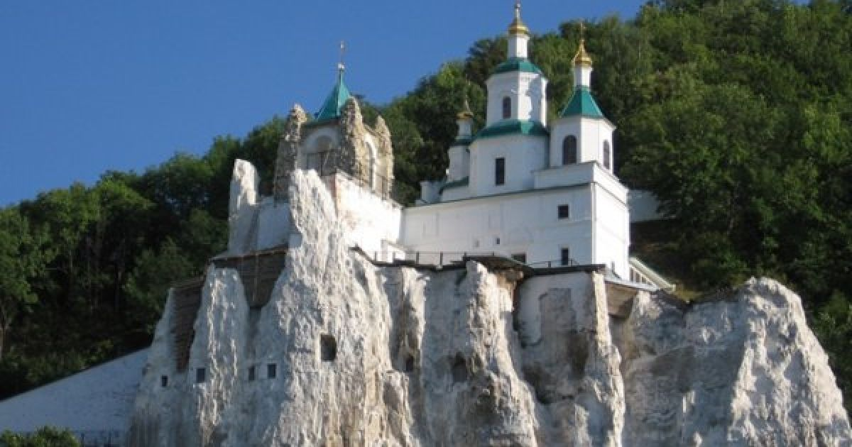 """Национальный природный парк """"Святые горы"""" @ tamtour.com.ua"""