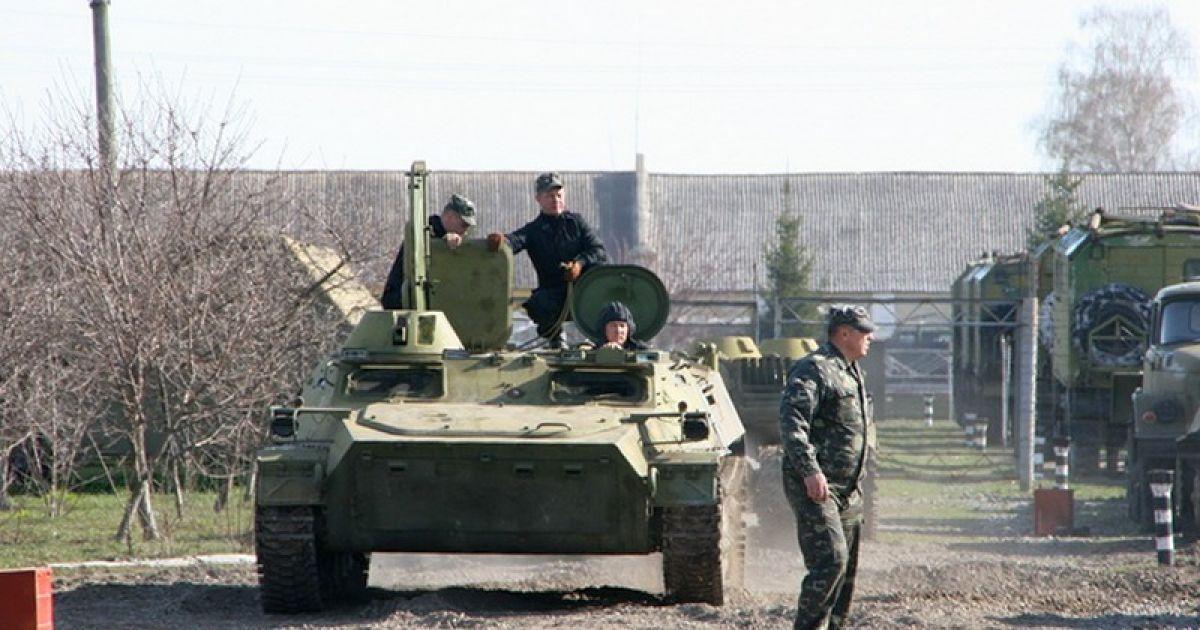 Міноборони вивело з резерву понад 900 одиниць військової техніки @ mil.gov.ua