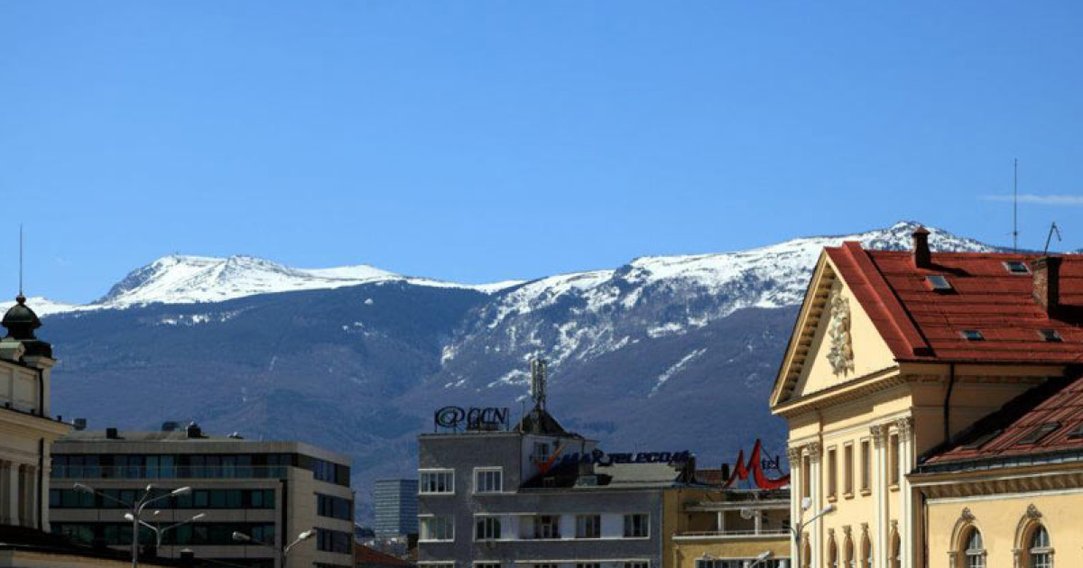 София - столица, которую стоит увидеть