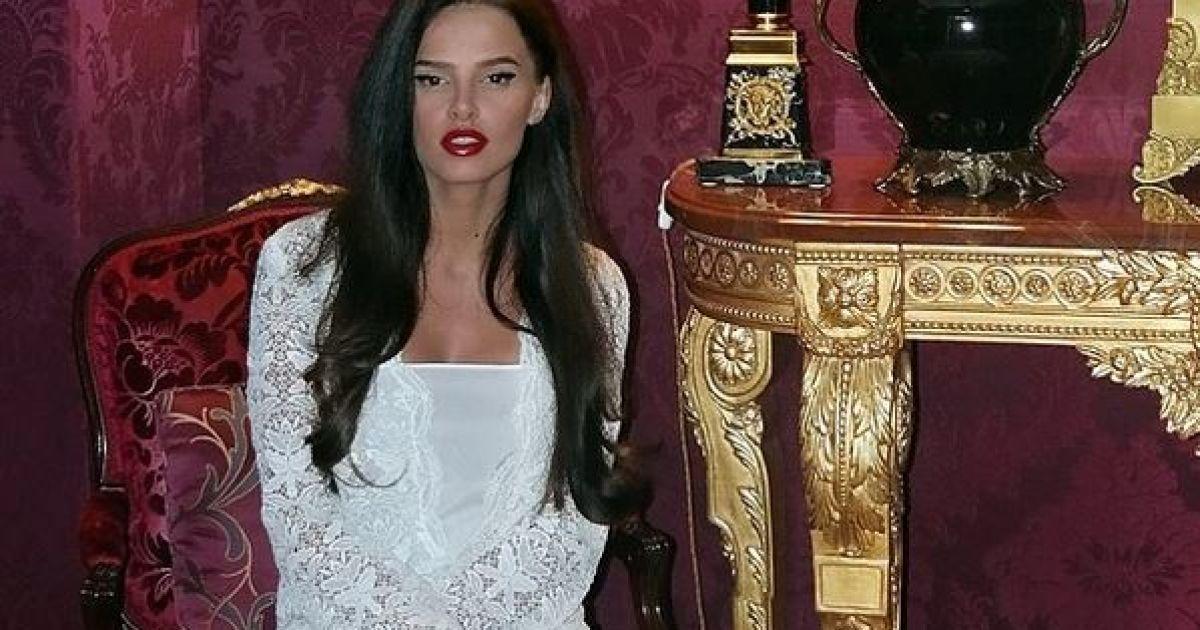 """Ганна Андрес здобула перемогу у конкурсі """"Міс Україна - Всесвіт"""" @ ТСН.ua"""