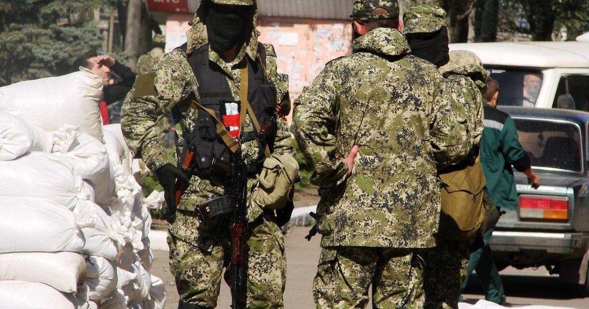 У Костянтинівку приїхали терористи @ Новости Донбасса
