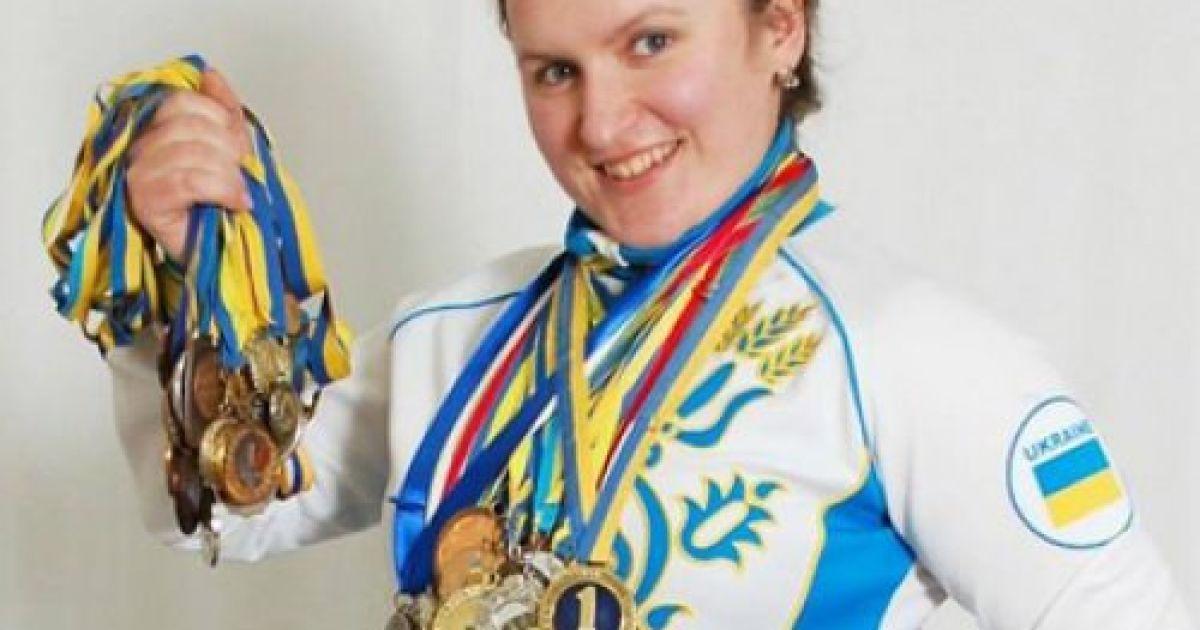 Надежда Миронюк завоевала три бронзы @ noc-ukr.org