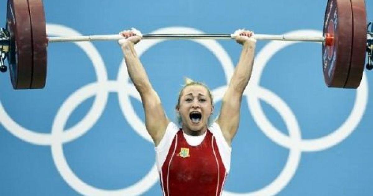 Юлия Калина завоевала серебро и две бронзы @ noc-ukr.org