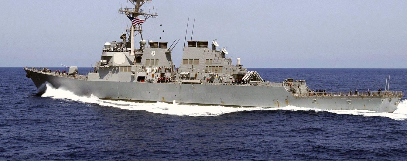 США скасували похід військових кораблів в Чорне море — турецькі ЗМІ