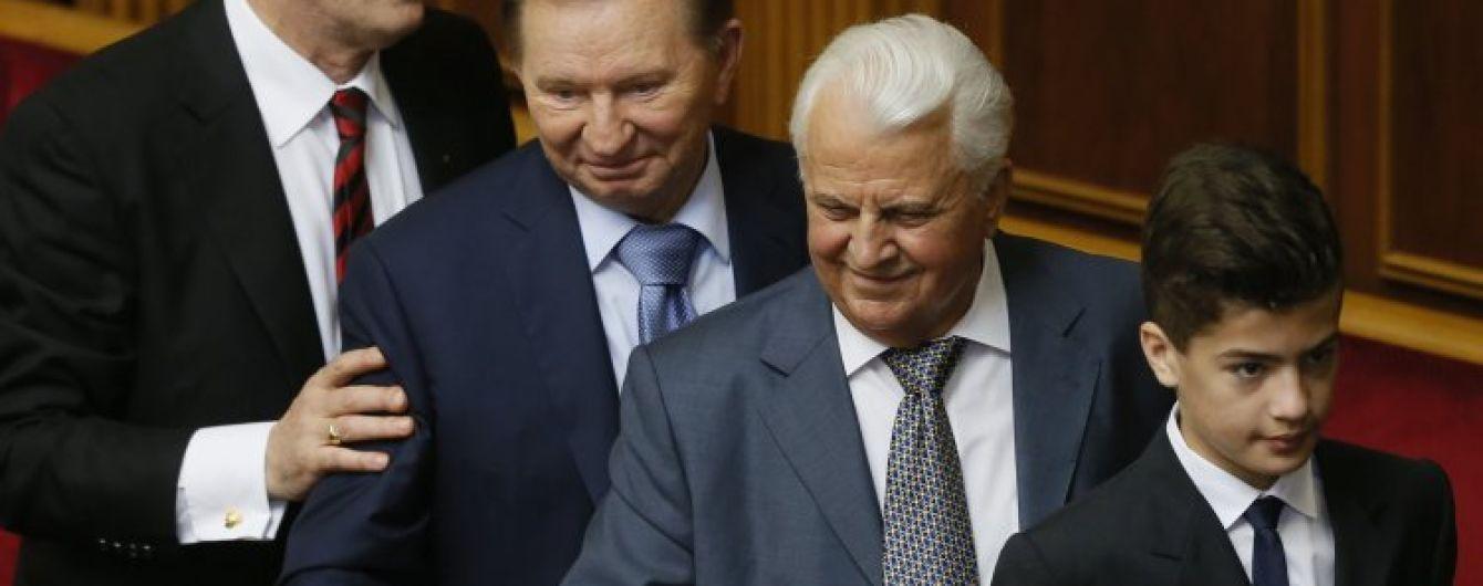 Первая присяга на Евангелии, церемония на Майдане, незнание гимна и солдат в обмороке: как проходила инаугурация президентов