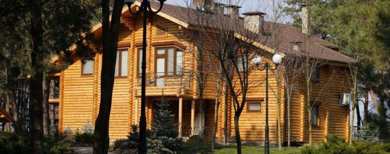Охотничья резиденция Януковича превратилась в зону для туристов