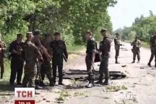 Стали відомі імена шістьох загиблих під Волновахою українських військових