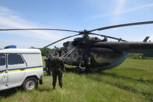 Терористи збили український військовий вертоліт біля Слов'янська