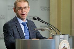 Пашинський заявив, що сепаратистів на сході України фінансує Янукович