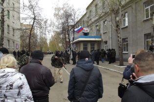 У Авакова назвали причину захвата сепаратистами отдела милиции Славянска