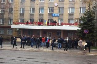В Горловке сепаратисты обещают устроить массовый расстрел милиционеров