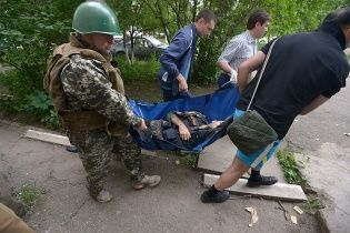 У Слов'янську в озері водолаз знайшов сотні тіл терористів - генерал Міноборони