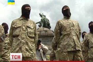 """Батальон """"Азов"""" увеличил численность до 500 бойцов"""