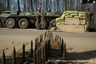 Українські військові повністю контролюють кордон з Росією - РНБО
