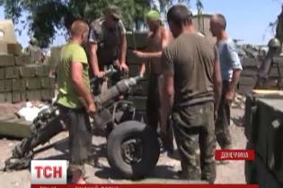 У Слов'янську на передовій українські бійці отримали піноблоки, які прострілюються навіть з АКМ