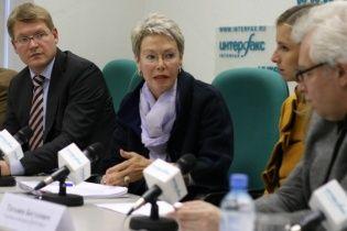 """Від Європи Донбас """"заспокоює"""" переговорник, яка визнала грузинів винними у війні з Росією"""