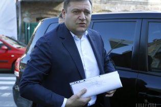 Добкин подал документы для участия в президентских выборах