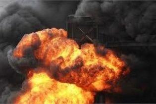 У Чехії на заводі вибухнули сотні тонн пороху