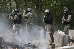Великоновосілківський район Донеччини звільнили від терористів, а прапор ДНР пустили на онучі