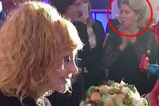 На праздновании дня рождения Пугачевой присутствовала жена Медведева