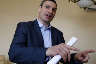 """Кличко готовий надрукувати збірку своїх """"ляпів"""" і продавати їх в Росію за долари"""