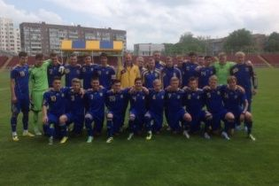 Збірна України розгромила Чорногорію у Еліт-раунді Євро-2014