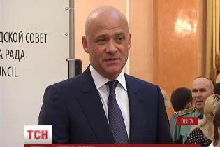 """Новоизбранный мэр Одессы заявил, что не допустит """"второго Донбасса"""""""
