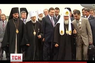 Братоубийственную войну на Востоке Украины благословил российский патриарх Кирилл