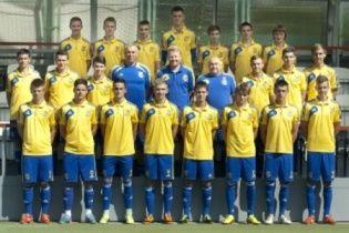 Збірна України посіла друге місце в еліт-раунді Євро-2014
