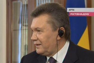 Янукович заявил, что внутри Украины уже критикуют выборы 25 мая