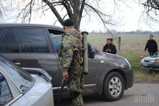 В Краматорске украинские силовики взяли в плен сепаратистов