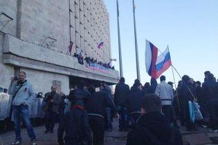 У Донецьку міліція шукає організаторів захоплення ОДА