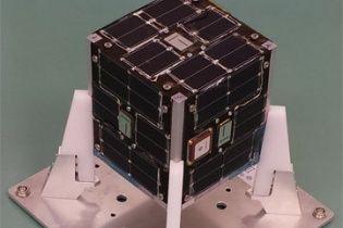 Первый украинский нано-спутник успешно приступил к изучению космоса
