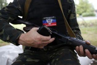 На Донеччині терористи почали масований наступ на сили Нацгвардії: є поранені