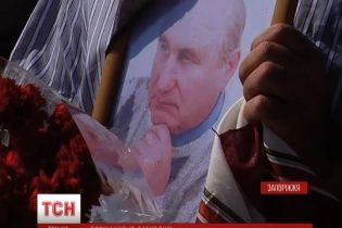 """На Запорожье похоронили 61-летнего бойца батальона """"Донбасс"""", который умер, защищая друзей"""