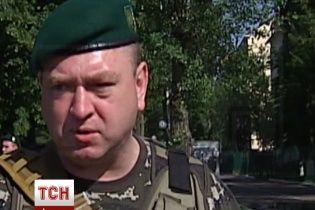 Луганские пограничники прибыли в Киев и рассказали об изнурительном 16-часовом бое