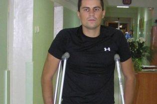 Капитан Ярослав Миронов надеется на помощь неравнодушных людей!