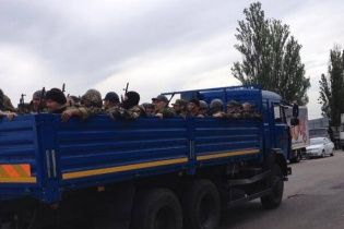 На Луганщині прикордонники зав'язали бій із російськими терористами, які прорвались в Україну