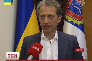 Экс-губернатор Немировский обвинил нардепа Дубового в организации кровавых беспорядков в Одессе