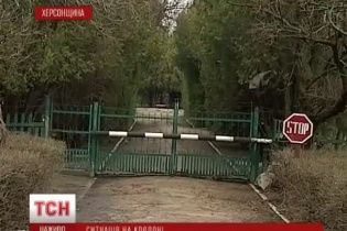 Украинские военные одержали психологическую победу, заняв пункт наблюдения в Геническе