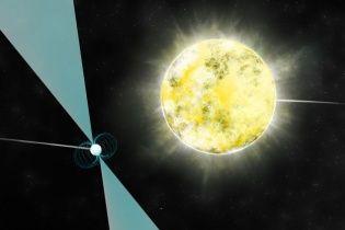 Астрономи виявили зірку у вигляді алмазу розміром з Землю