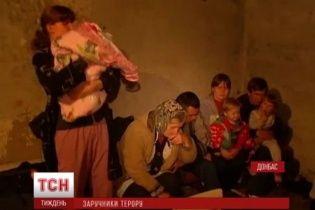 У Слов'янську 30 тисяч жителів чекають на евакуацію і ховаються від терористів у підвалах