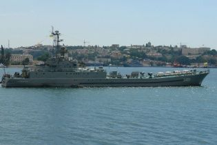 Семь кораблей ВМС Украины покинули территорию Крыма