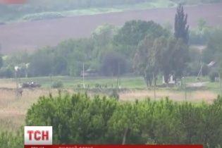 Террористы готовятся к входу украинской армии в Луганск и обустраиваются в жилых домах