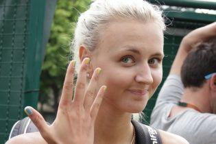 Украинская теннисистка впервые в карьере пробилась в основу Roland Garros