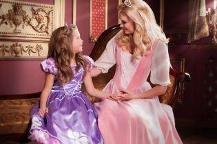 Лидия Таран с дочкой воплотили образы диснеевских принцесс в эксклюзивном фотопроекте