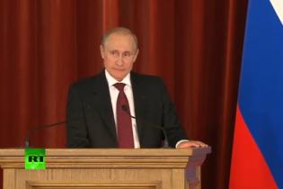 Больше России в мире не любят Путина