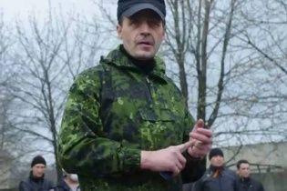 СБУ розшукує російського підполковника, який захоплював відділок МВС у Горлівці